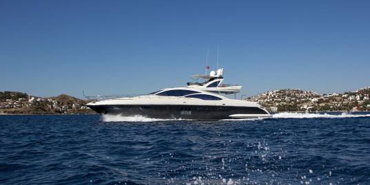AZİMUT 103S / 16 Righini Design launched 2008