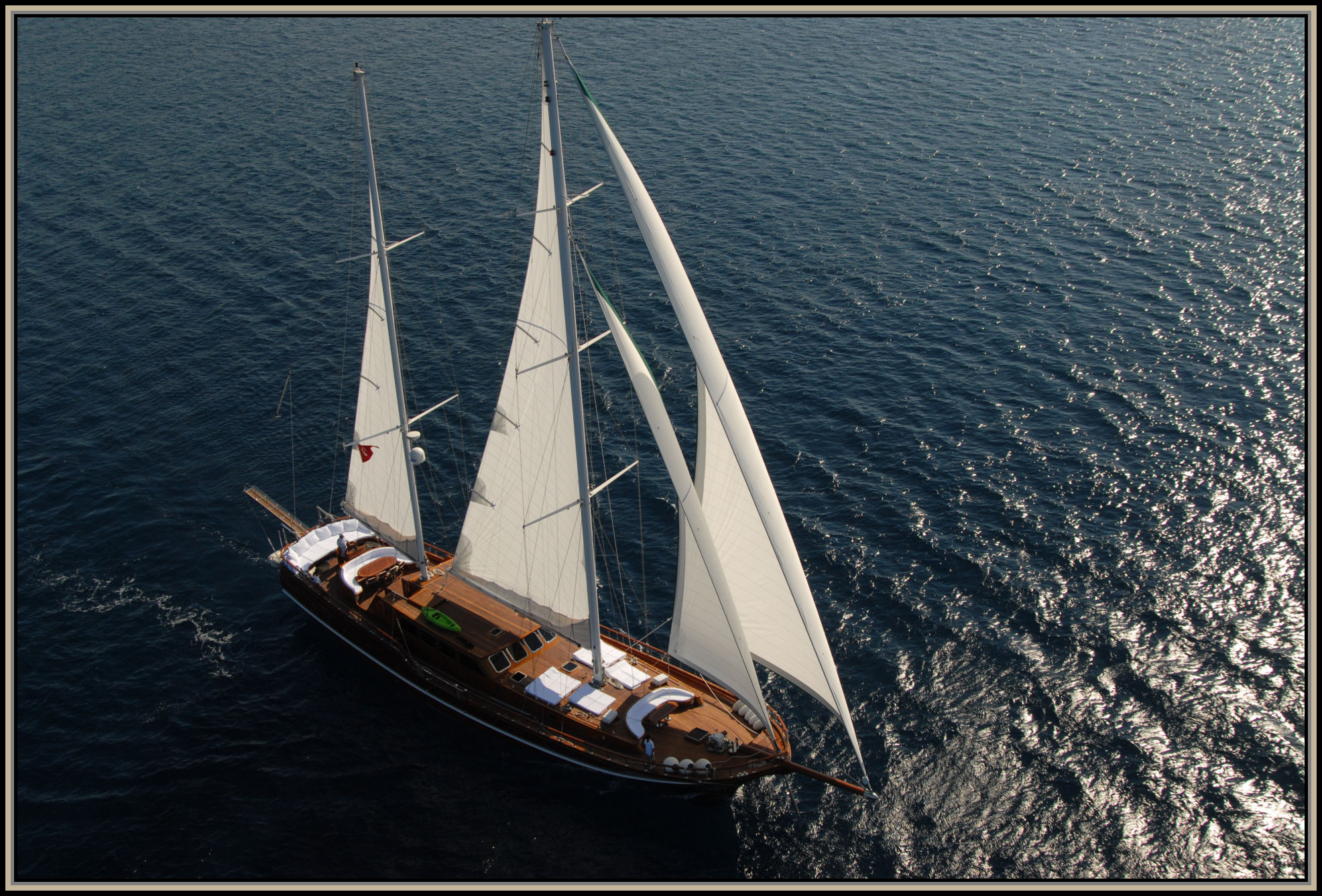 Lady Christa 32 m / model 2007 & 5 double cabin