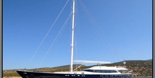 Gül Maria / 37 m / 6 double cabins / 2013