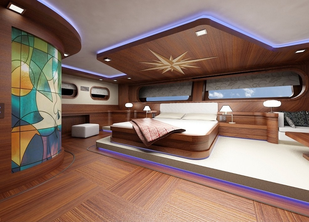 Carpe Diem 4 / 45  m on deck  / model 2010 & 6 double
