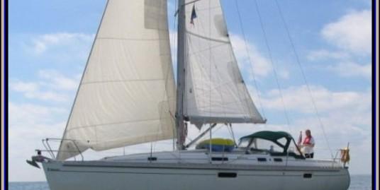 Beneteau Oceanis 351 model 1998 by Berret & Racoupeau