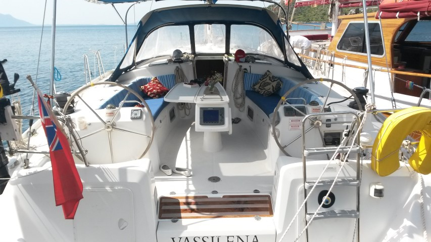 Beneteau 50 Cyclades designed by Berret – Racoupeau model 2009