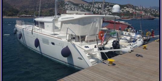 Lagoon 450, model 2013,