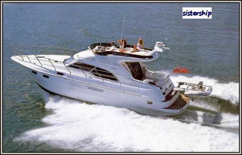 Sealine F43 model 2000