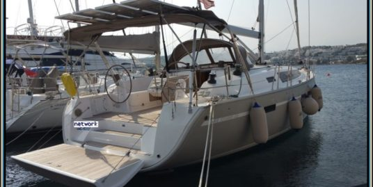 Bavaria Cruiser 46 model 2015 designed by Farr and Bavaria