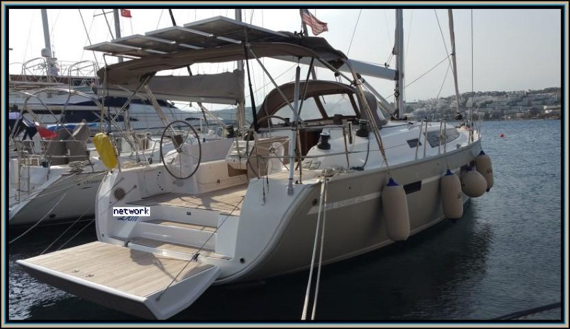 Bavaria Cruiser 46 model 2015 designed by Farr and Bavaria