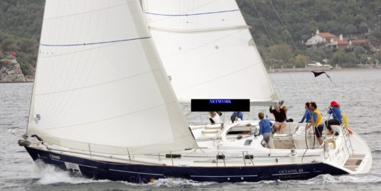Beneteau 411 Celebration from 2003 Groupe Finot Design
