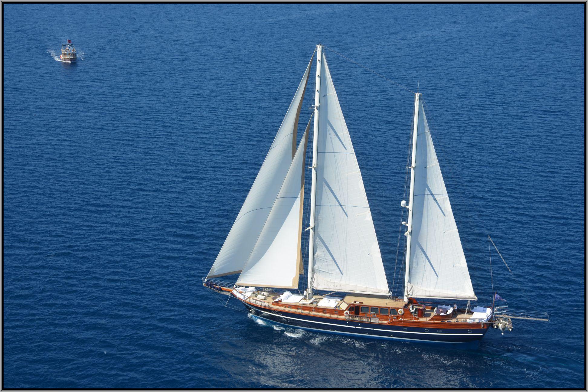 Mediterranean Cruiser, Classic Hull Shape, 2007 , 44m
