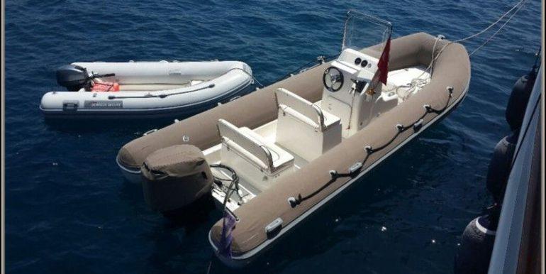 new dinghy