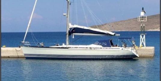 17 m,  X-Yacht, 2001