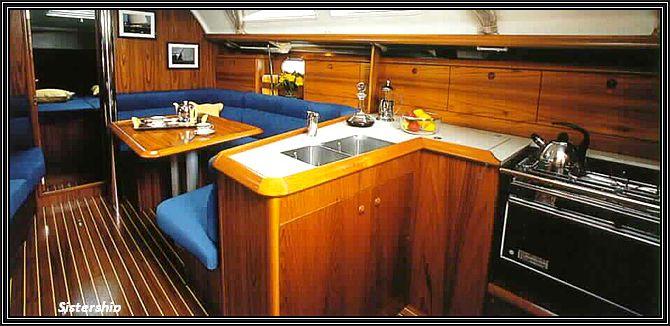 JeanneauSun Odyssey 37 Charter Croatia 703