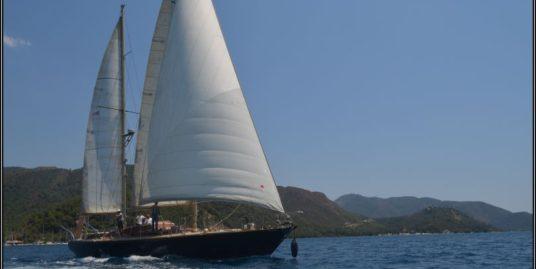 21,50 m , Giorgetti & Magrini  (Çelik) , 1979