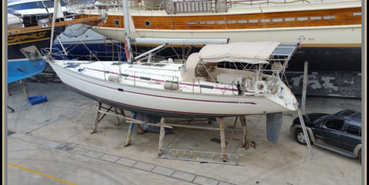 BAVARIA 47, 2001 Model, Turkish Flag