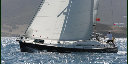 Beneteau Oceanis 423 launched 2007 designed by Groupe FİNOT