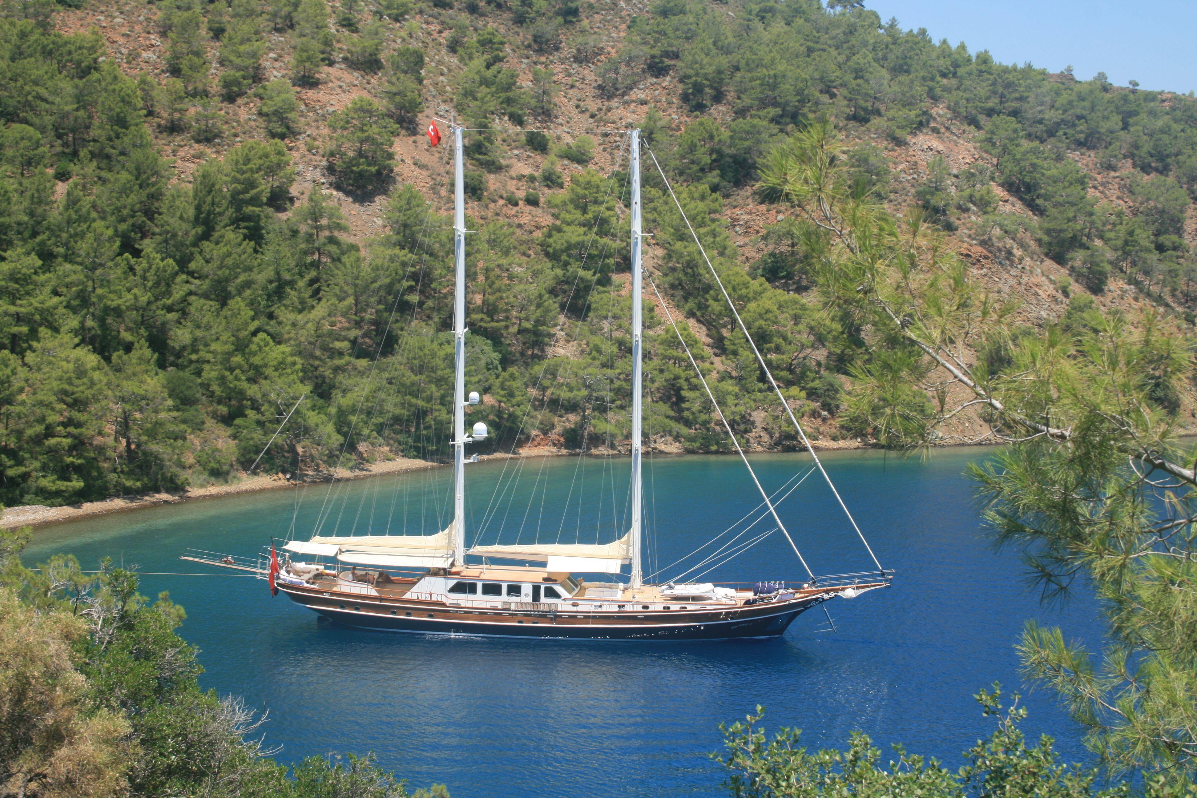 Kaya Güneri V / 40 m / 6 cabin /  model 2009