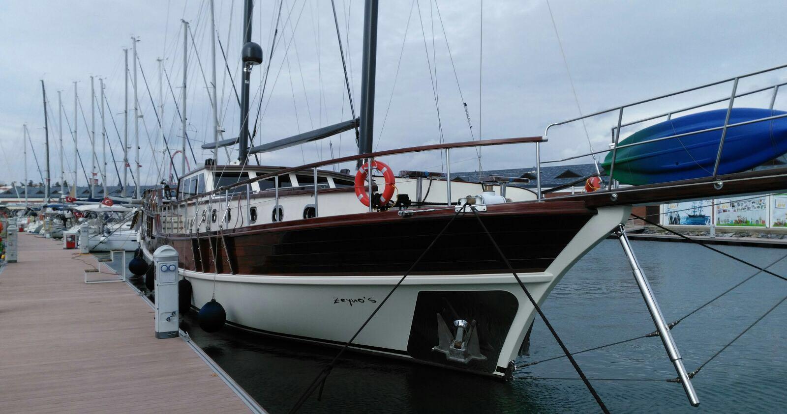 Zeyno's, 24 m, 2015 model, 5 cabin