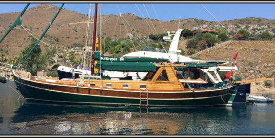 14,70m Tırhandil built in 1991