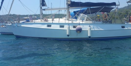 REINKE 35CC, Steel Hull, built 1999,