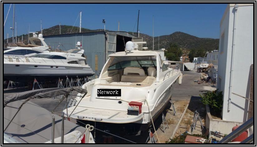 Sea Ray 46 Sundancer Cruiser from 2003