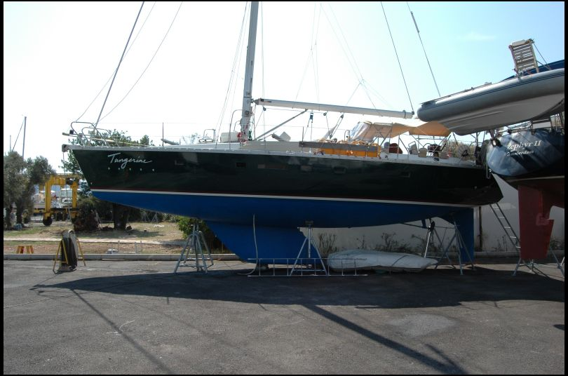 Jeanneau Voyage 12.50 from 1990 by Guy R DUMAS