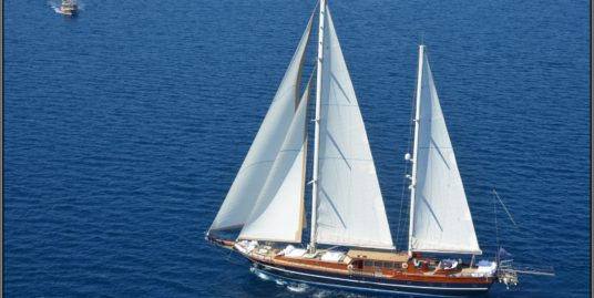 Traditional Ketch Gulet, Classic Hull Shape, 2007 , 44m