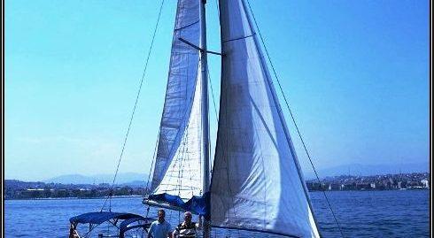 Fiberglass, Bruce Roberts- 27 Model, 1991