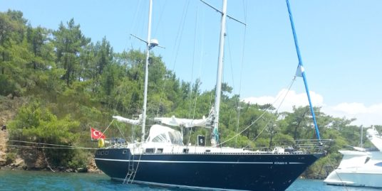15.20 m MOTORSAILOR designed by S&S