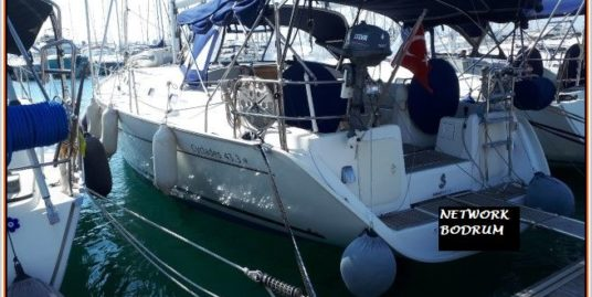 Beneteau Cyclades 43 – 3 cabin – Berret and Racoupeau – from 2009