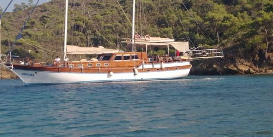 Traditional Turkish Gulet – 22.7 m