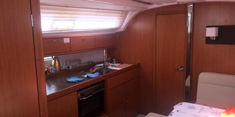 Bavaria Cruise 41 Kitchen