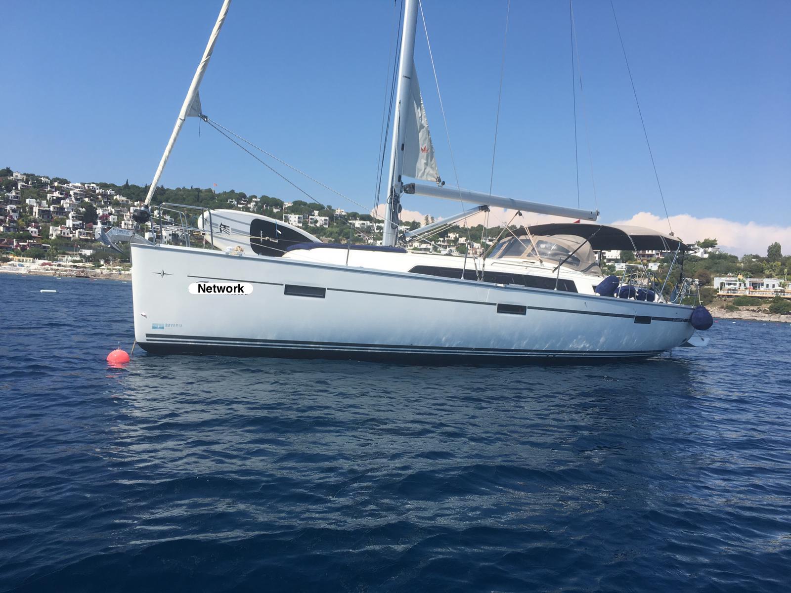 Bavaria Cruiser 41, 2015