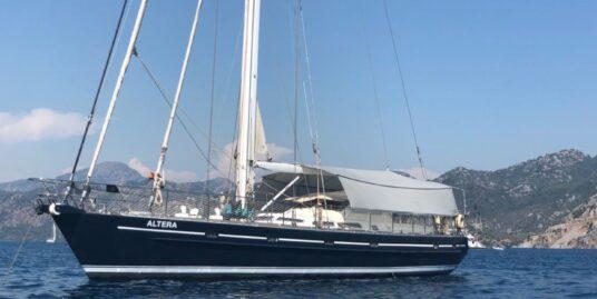 Nordia 58 Aluminium Cruiser