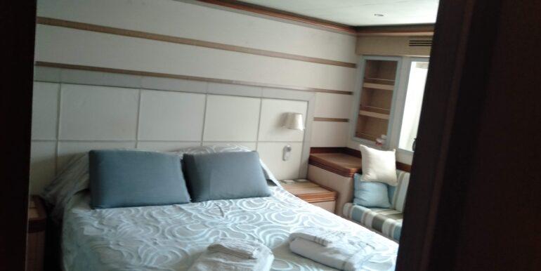 Cabin 1 of Maestro 82′   2012