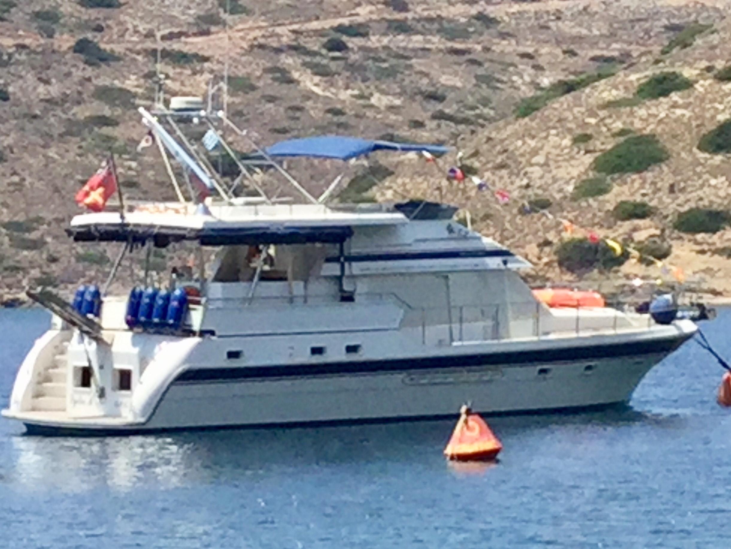 Tarquin Trader 535 Trawler