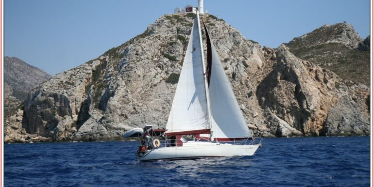 sigma 33 sailing