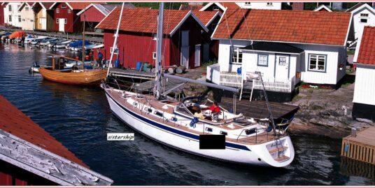 Hallberg Rassy 43 from 2005