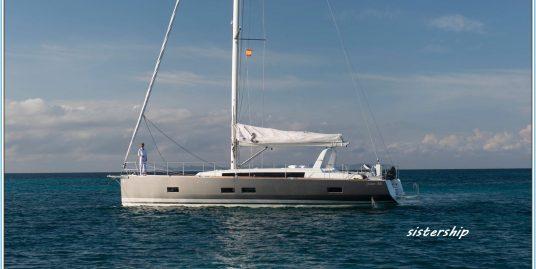 Beneteau Oceanis 55 from 2017